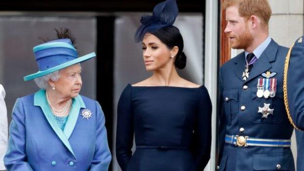 Кралица Елизабет II с изявление след откровенията на Меган Маркъл