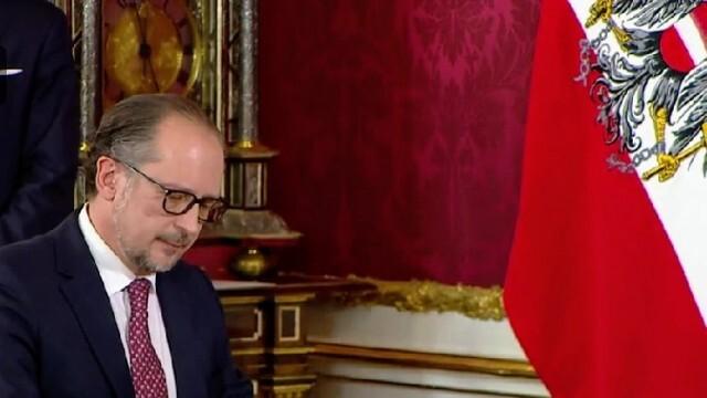 Новият австрийски канцлер положи клетва