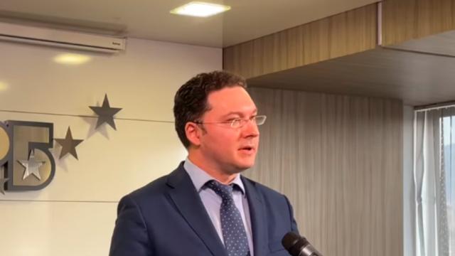 Кандидатът за премиер на ГЕРБ - Даниел Митов?