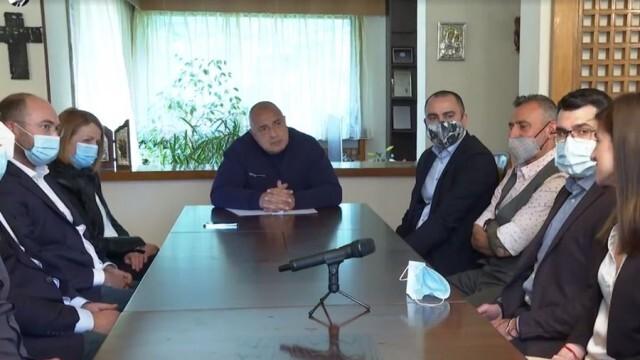 Борисов: Нали искахте да се махнем? Един месец мина, вие ме държите премиер