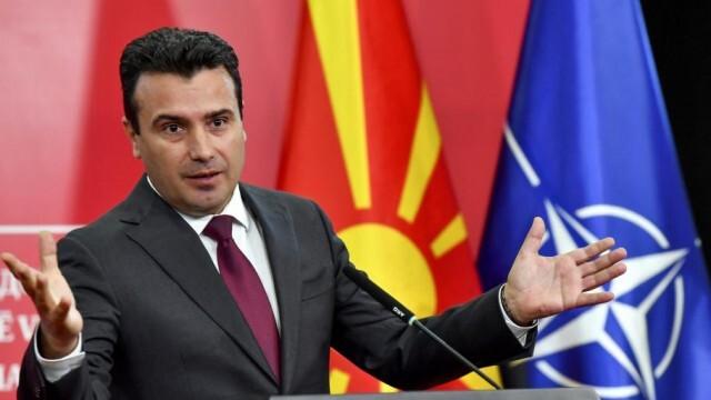 Зоран Заев не отстъпва: Македонският език и народ са реалност