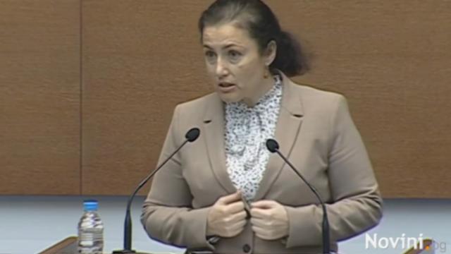 Десислава Танева отговори на обвиненията на Ревизоро
