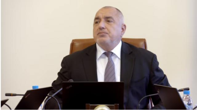 Бойко Борисов свиква извънредно заседание на правителството заради коронавируса