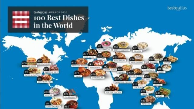 Десет от най-добрите традиционни ястия по света