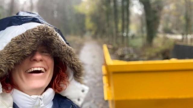 Люси Дяковска на… 45: Аз не спирам да копая, докато не достигна светлината