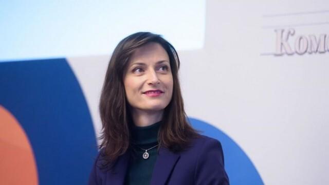 Мария Габриел бе отличена с Годишната награда на Виенския икономически форум