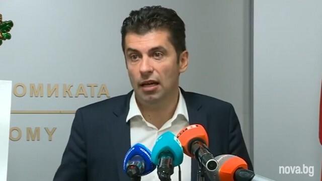 Кирил Петков: Открихме нарушения в още два язовира