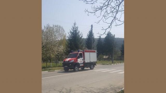 Продължава регулярната дезинфекция в селищата от община Никопол