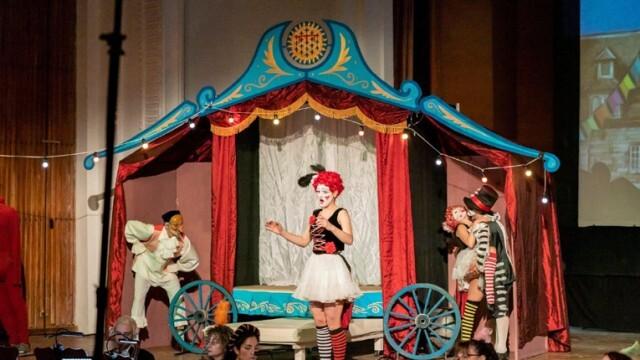 На 10 април Операта представя
