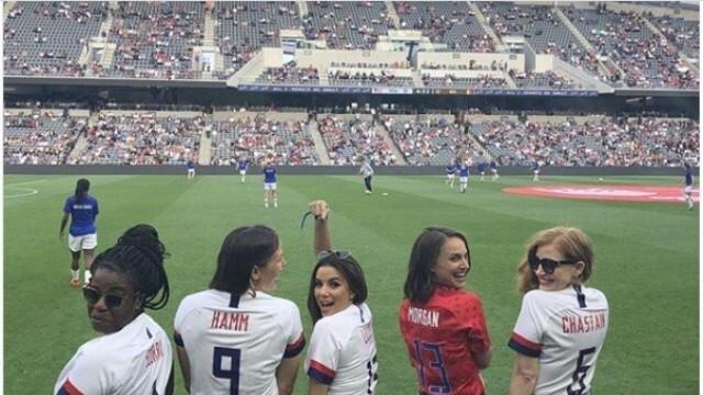 Популярни жени ще инвестират в женски футболен отбор