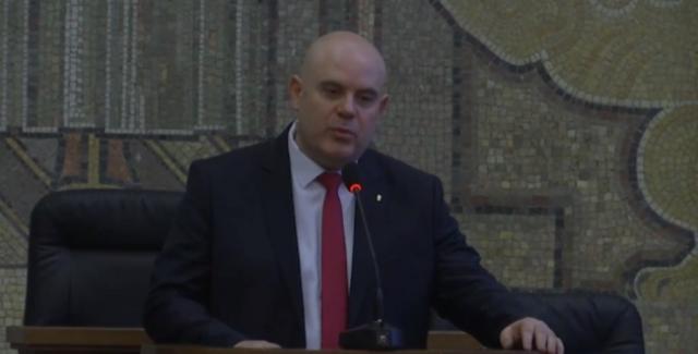 Иван Гешев изплю камъчето: Има досъдебно производство, свързано с президента