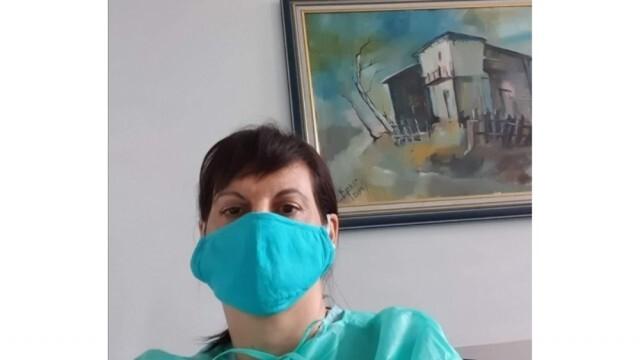 Д-р Даниела Дариткова и д-р Красимир Събев са на първа линия в борбата с COVID-19