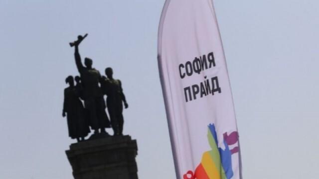 Две шествия в София - Прайд и шествие за защита на традиционното семейство