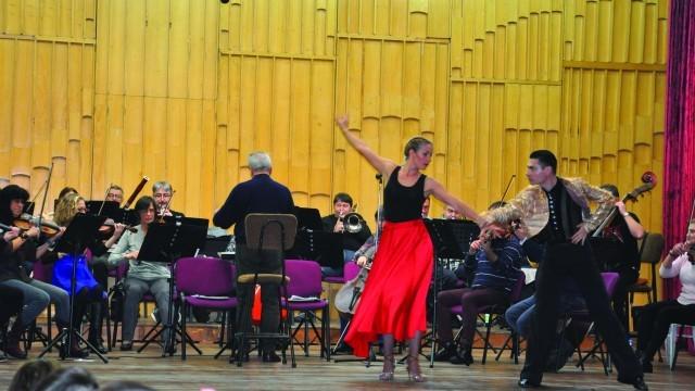 """Плевенска филхармония с образователни концерти """"Танцувай с мен"""""""
