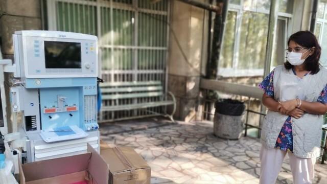 Семейство бизнесмени дариха апаратура на ловешката МБАЛ