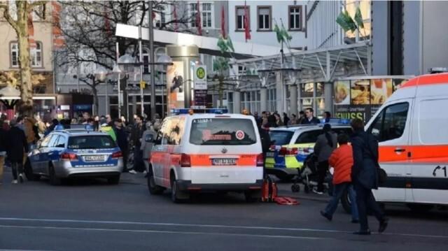 Шофьор помете петима в Мюнхен, сред ранените е 2-годишно дете
