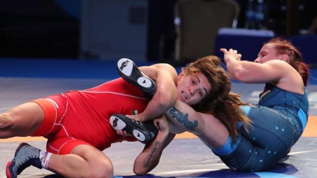 Русенската възпитаничка Тайбе Юсеин е шеста в класацията за най-добър спортист на Балканите