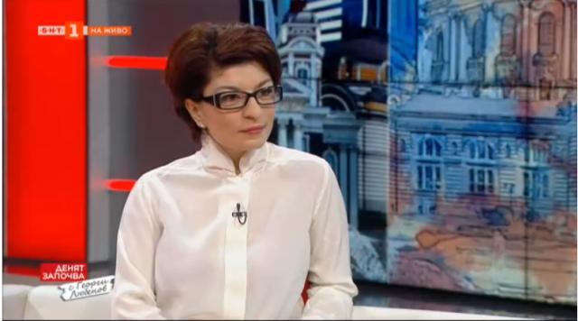 Десислава Атанасова: Добавките от 50 лв. към пенсиите са до март, защото дотогава можем да се справим като държава с коронавирусната инфекция