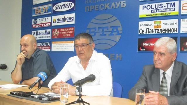 Цветан Антов е кандидатурата на АБВ за кмет и водач на листа за Плевен