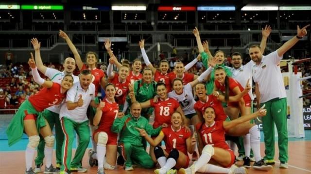 Подкрепете волейболистките ни в Русе срещу Япония, Белгия и САЩ, вижте програмата