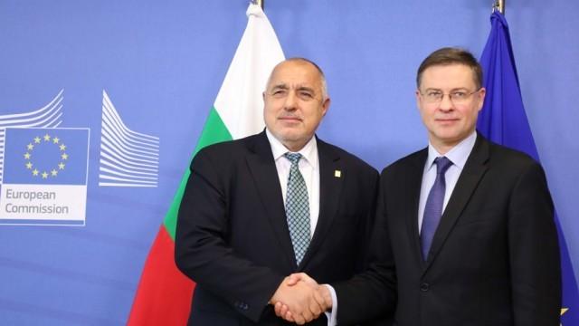 Бойко Борисов: Ще вървим към чакалнята на еврозоната при този курс и само при абсолютен консенсус в страната