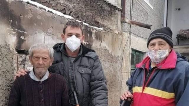 Да помогнем на 90-годишния дядо Тодор от Басарбово!