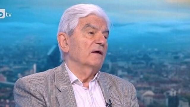 Акад. Петрунов: У нас жертвите от коронавируса са повече, отколкото в Япония, която е с 10 пъти по-голямо население