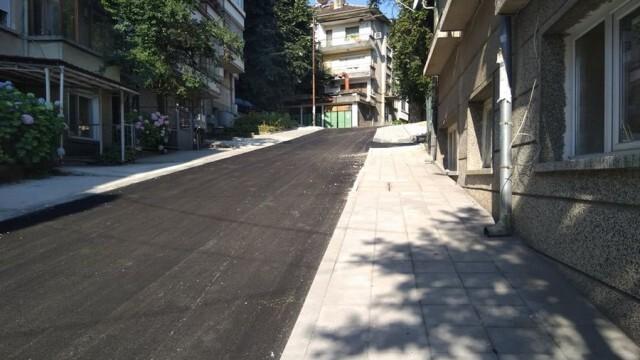 Рехабилитират две улици в Девети квартал на Плевен