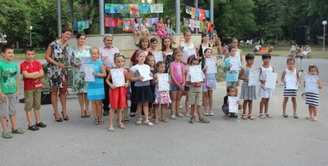 """""""Ваканция в Плевен - Лято 2015"""" продължава и през август"""