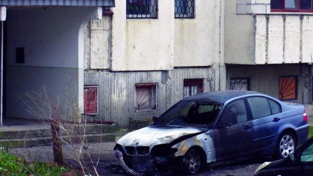 Отново пожари с автомобили в Плевен