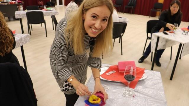 Дамски клуб в Плевен събира съмишленици в тематични творчески вечери