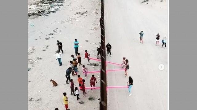 Люлки на границата между САЩ и Мексико с престижна награда за дизайн
