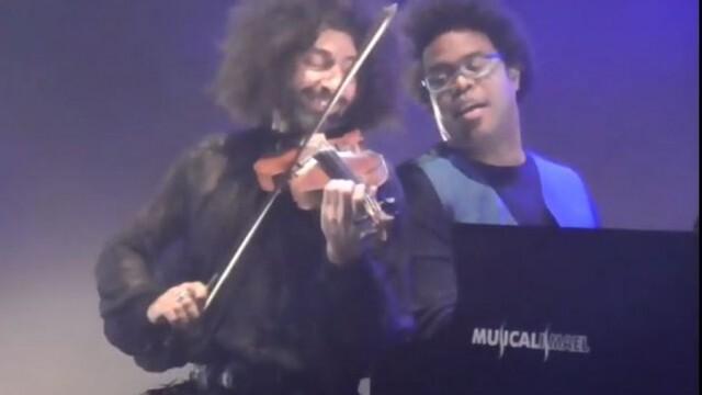 Ара Маликян ще изнесе концерти у нас с прочутия кубински пианист Иван Мелон (ВИДЕО)