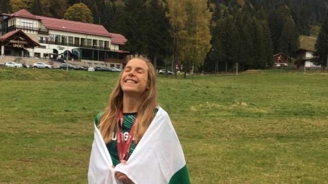 Русенката Ясна Петрова - балкански шампион: