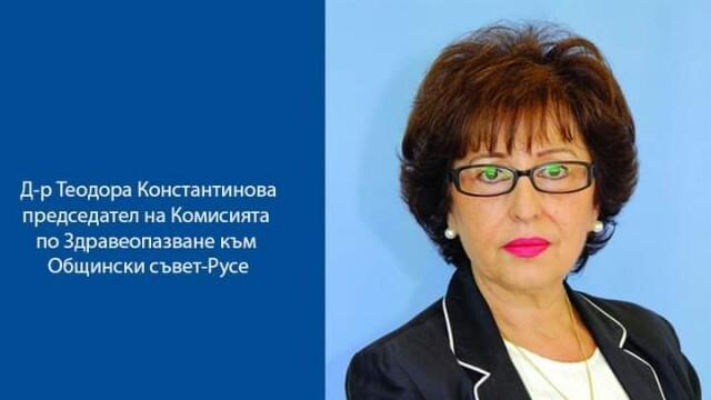 Д-р Константинова апелира да започне акция за закупуване на апарат за реконвалесцентна плазма