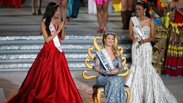 Испанката Мирея Ройо е новата Мис Свят 2015