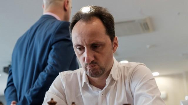 Веско Топалов записа пета победа в Гибралтар, осми е кръг преди края