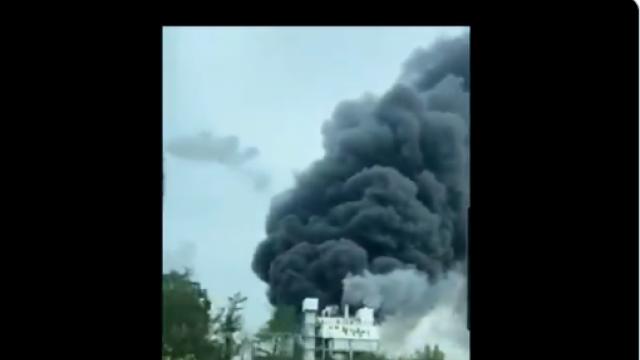 Мощна експлозия в химически обект в Германия, има пострадали