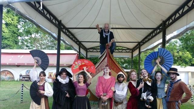 Улиците на Созопол се превръщат в сцена за куклен и площаден театър
