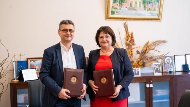МУ - Плевен и професионална гимназия в града с нова специалност и договор за сътрудничество