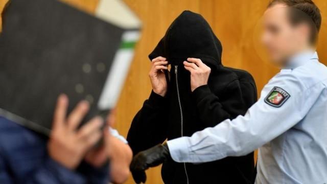 Германия: 8 наши роми на съд, изнасилили 13-годишна и снимали с телефоните си