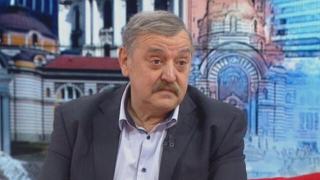 Проф.Кантарджиев: Две седмици с маски и случаите ще намалеят