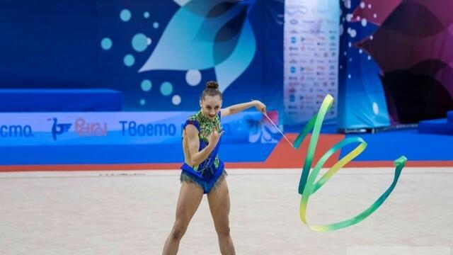 Боряна Калейн спечели сребърен медал на Европейското първенство