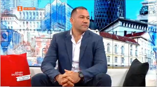 Кубрат Пулев учредява партия през юли