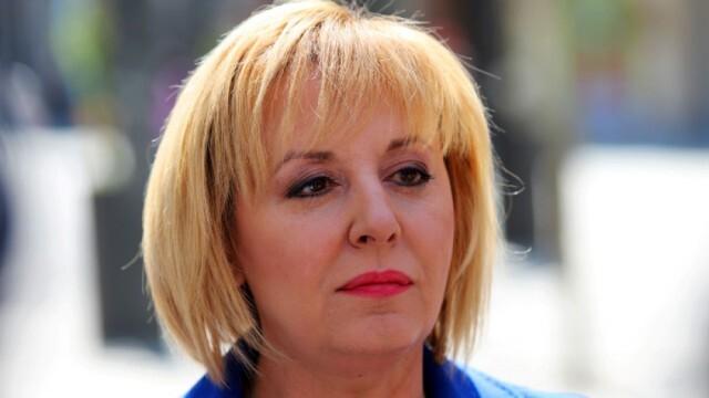 Манолова предлага предизборно споразумение, но още не е ясно в какъв формат ИБГНИ ще се яви на вота