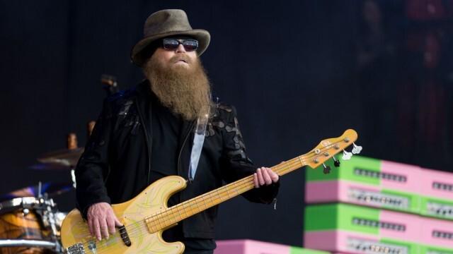 Почина басистът на ZZ Top Дъсти Хил (ВИДЕО)
