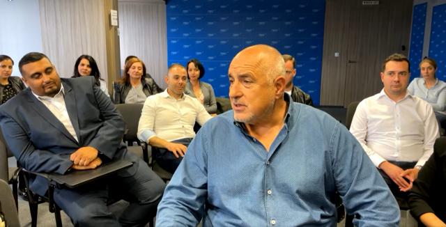 Борисов за правителството: Честните избори минават през