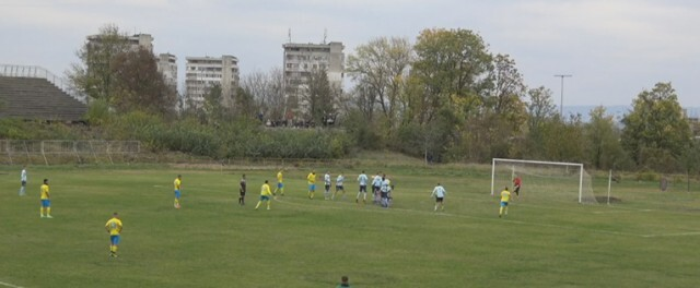 """""""Дунав"""" отнесе 1:6 в Шумен, записа най-голямата си загуба"""