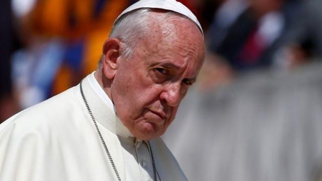 Папата отправи молитви срещу новия коронавирус