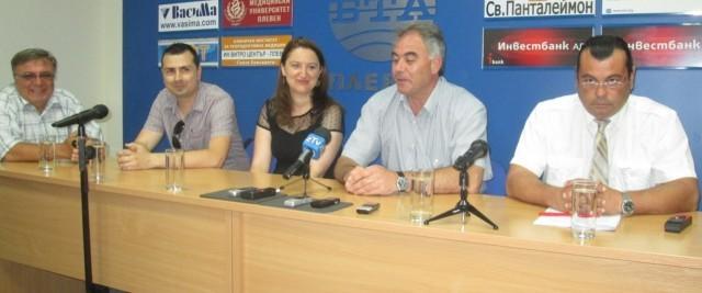 ББЦ подкрепи кандидатурата на Георг Спартански за кмет на Плевен